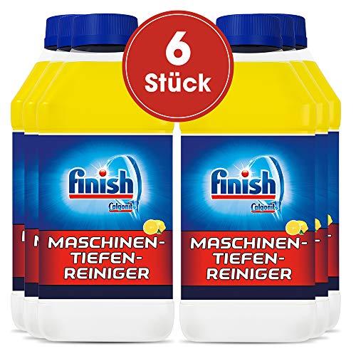 Die beste Pflege für die Spülmaschine - Finish Maschinenpfleger