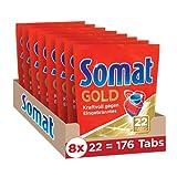 Somat 12 Gold Multi Aktiv, Spülmaschinentabs Jahresvorrat
