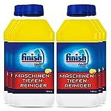 Finish Maschinenpfleger Citrus 5x Power Spülmaschinenreiniger, 6er Pack (6 x 250 ml)