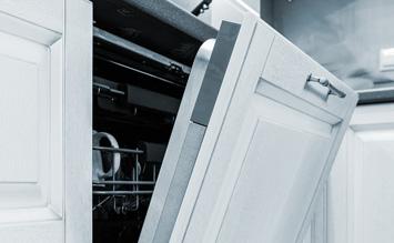 Geschirr für die Spülmaschine